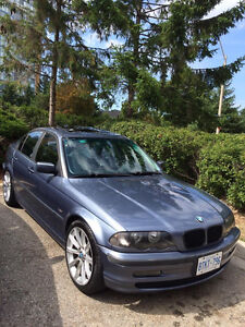 1999 BMW 3-Series Sedan LOW KMS