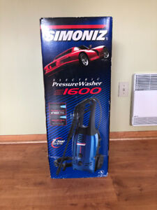 Moving sale: Pressure washer