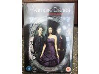 Vampire diaries season 1-5 still sealed DVDs new