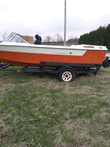 Boat for sale 2500.oo obo