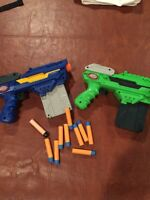 Air Zone Nerf Guns and Bullet