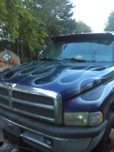 1995 Dodge Power Ram 3500 for parts