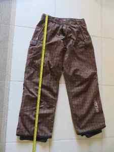 """NEW men's Snowboards Pants  S-M  (30) """"WEST49"""""""