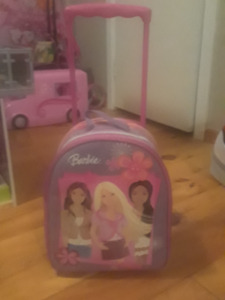Barbie Suitcase, Dolls and Accessories