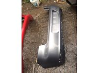 Genuine golf mk6 rear bumper can post