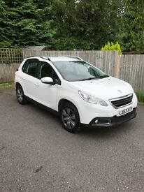 PEUGEOT 2008 VTi Crossover SUV 2013 - Very Low Mileage