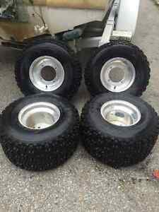 Itp rims and tires