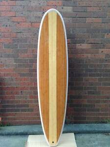"8"" Promotion Now Brand New Mini Mal Epoxy Surfboard Free Fins Glen Waverley Monash Area Preview"