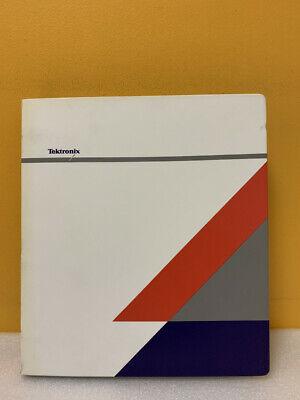 Tektronix 070-8781-00 11801b Digital Sampling Oscilloscope Service Manual