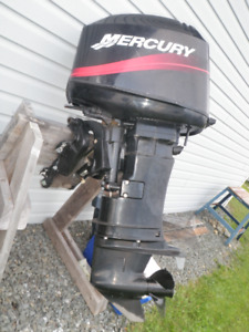 2000 Mercury 40 hp Parts