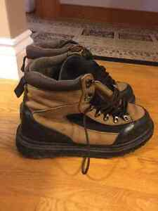 Fly Fishing Wading boots, size 12, Dan Bailey