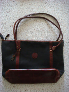 Good Condition Timberland Genuine Leather Bag