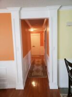 QUALITY CARPENTRY -BASEBOARD-TRIM-DOORS-CASING-STAIRS-INSTALLS
