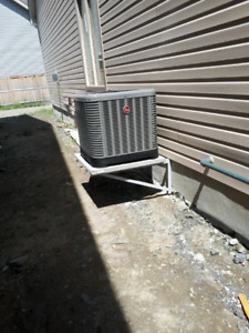 New air conditioner installs available within 2 business days!