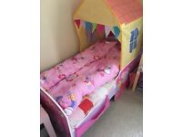 New Peppa Pig Children's bed