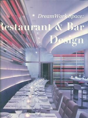 DREAM WORK SPACE: RESTAURANT & BAR DESIGN  AA.VV. DESIGNERBOOKS 0000 ()