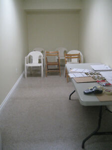 OFFICE SPACE FOR RENT. SHORT OR LONG TERM