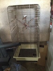 Parrot Cage & Stand