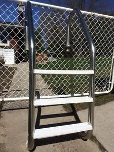 Inground Pool steps/ladder