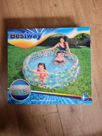 Kids Paddling Pool Brand New