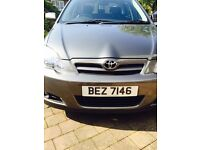 Fantastic Toyota Corolla 1.6 - immaculate inside & out LOW MILES - not vw golf polo Yaris bmw Mazda