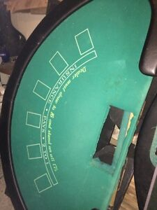 Roulette wheels and tables and other casino tables Stratford Kitchener Area image 7