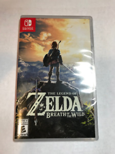 Switch game-The Legend of Zelda