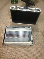 Peavey 20 Mixer w/USB Port and DSP