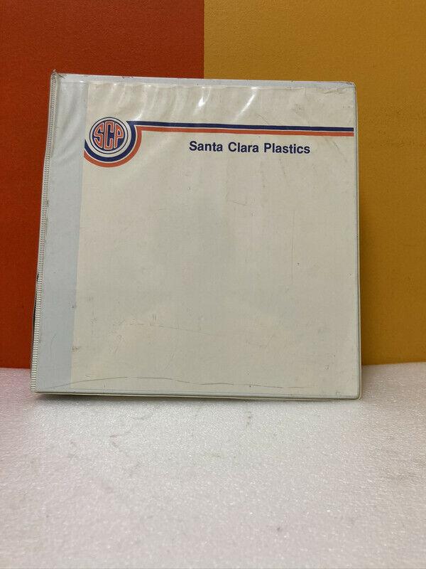 Santa Clara Plastics 1100B Programmable Quick Dump Rinser Controller Manual