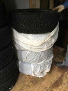 Snow Tires P235/55 R17