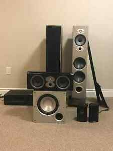 Complete Custom Surround Sound Speaker System Sarnia Sarnia Area image 1