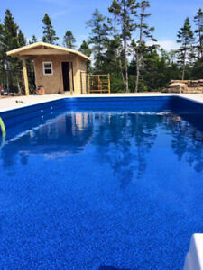 New Pool Builds and Liners