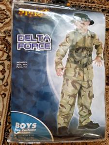Halloween Delta Force Costume