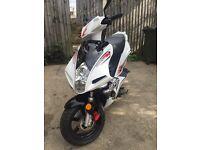 2015 AJS FIREFOX 50cc scooter