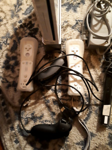 Nintendo WII  (REDUCED)