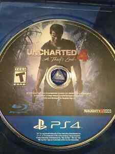 Uncharted 4 for PS4 Windsor Region Ontario image 2