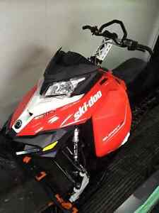 Ski doo summit sp