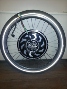 electric bicycle hub motor - electric conversion - magic pie