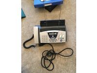 Brother T106 fax machine