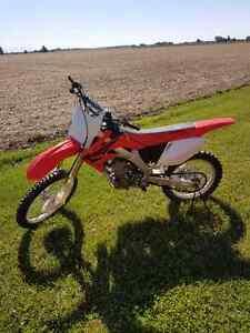 2007 CRF 250r