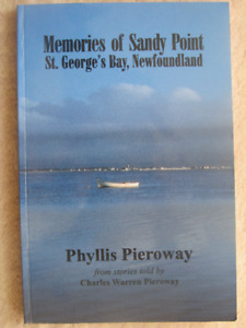 MEMORIES OF SANDY POINT by Phyllis Pieroway (Signed) - 1996