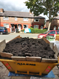 Free top soil - u need to be quick!
