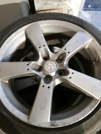 Mazda alloys