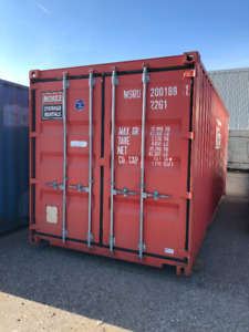 20ft Premium Used Shipping Containers