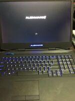 Alienware Laptop w/ accessories