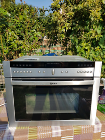 Neff multifunction oven and microwave