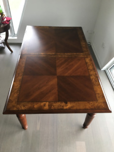 Dining Table, Solid Wood, Traditional, Bombay Furniture