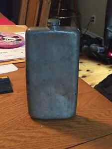 Antique Flask - Great for home decor!