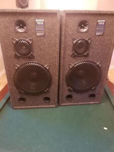 Audio Tech speakers