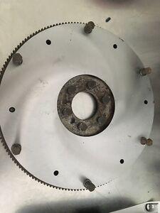 168 tooth flywheel BBC